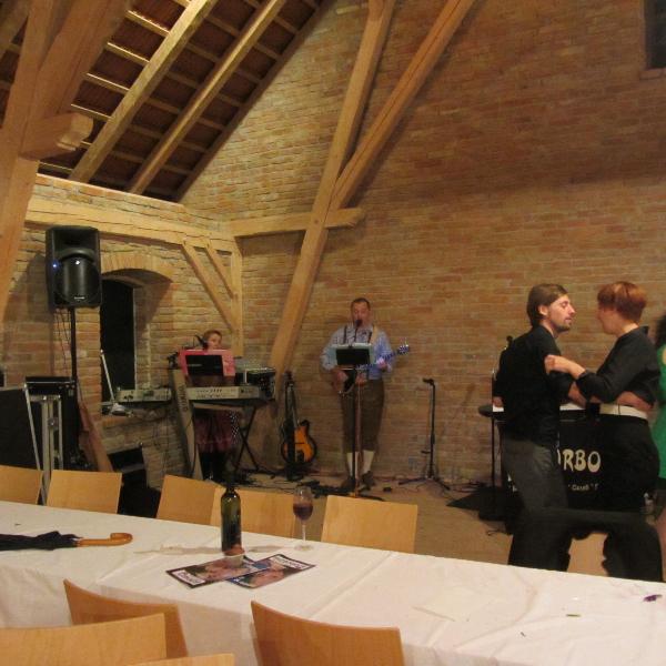 Trio DIE TURBOS Hochzeit