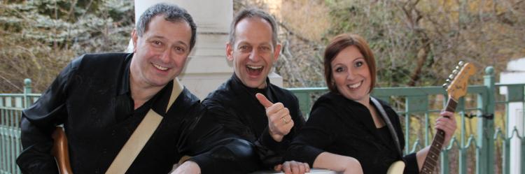 Die Musik für Abiturienten-Bälle, Galas und anspruchsvolle Veranstaltungen, Trio DIE TURBOS