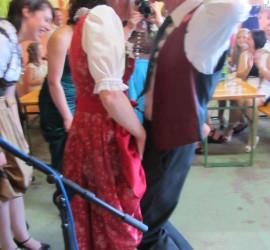 Hochzeit Christl und Erich im Greischbergerhof, Neumarkt-Pfongau 2013 mit Die Turbos
